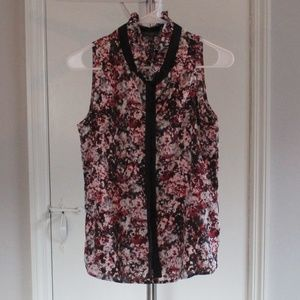 The Limited Medium Floral Print Blouse